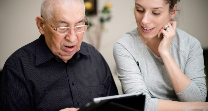 Our new Digital Coaching service will help tenants improve their web skills.